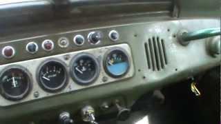 Тест-драйв УАЗ 469