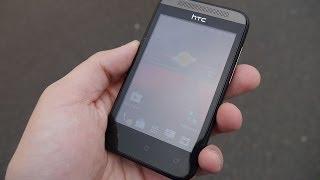 Обзор HTC Desire 200: самый маленький смартфон HTC