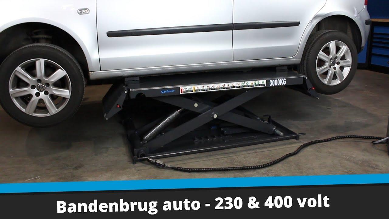 Goede Stevige wielwissel brug voor de auto | Datona.nl - YouTube AY-14