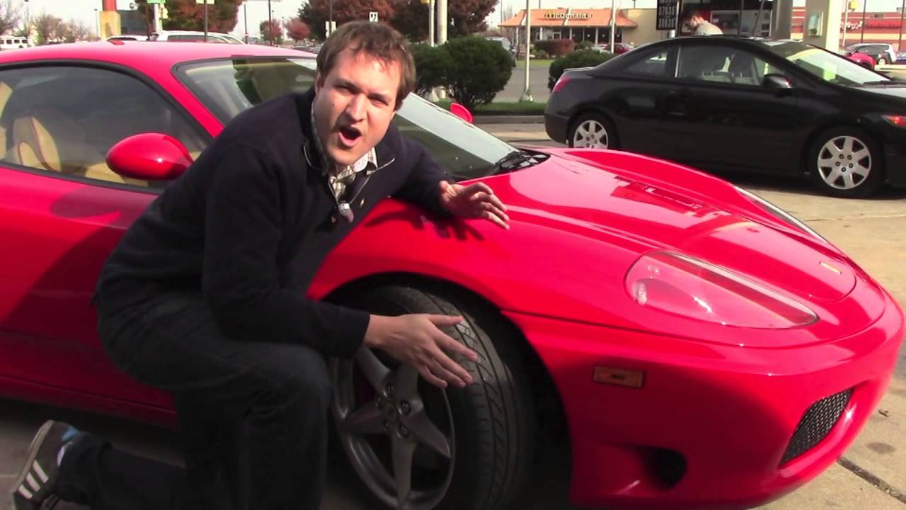 You Don T Want To Drive A Ferrari Every Day Youtube