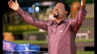 Let us Pray with Prophet TB Joshua: Mass Prayer & Prayer for Viewers 17 Nov 13, Emmanuel TV, SCOAN