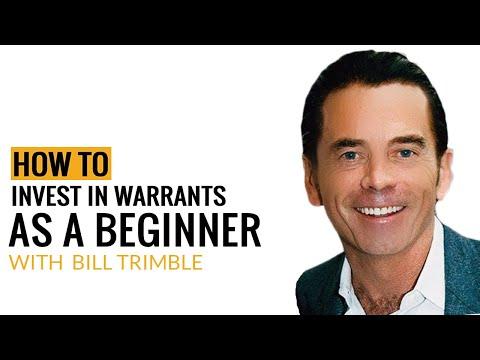 Episode 39: Bill Trimble - Industry Veteran Explains Warrants for the Novice Investor