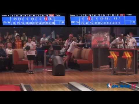 2014 QubicaAMF World Cup  Women's Semifinal and Final