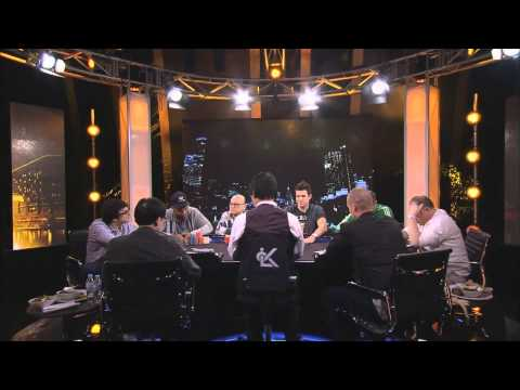 Aussie Millions 2014 - High Stakes Cash Game, Episode 3 | PokerStars
