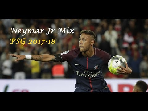 Neymar Jr Mix ► PSG 2017-18 ●