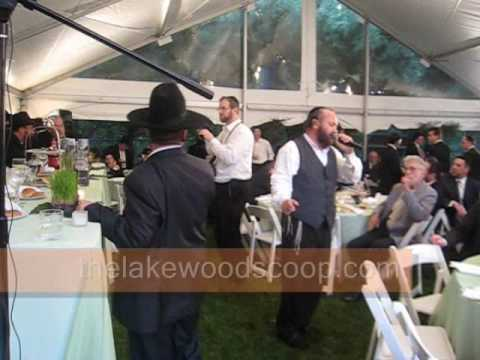 Yehuda Green Cherry Hill Dinner In Lakewood part 1 of 2