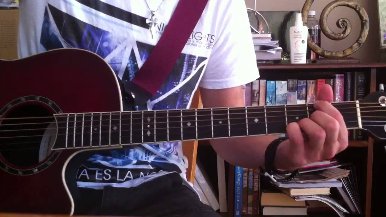If It Means A Lot To You A Day To Remember Tutorial Standard