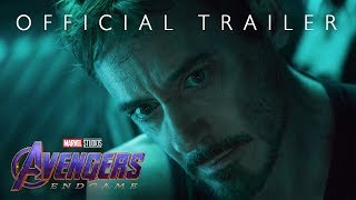 Смотреть Marvel Studios' Avengers: Endgame - Official Trailer онлайн