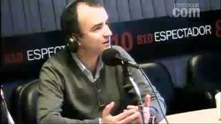 Rafael Santandreu en El Espectador (Uruguay)