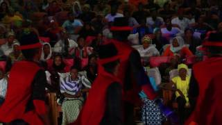Adam A. Zango - Stage performance (Hausa song)