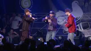 Reeps One vs Youkai Uraniarai - Best 16 - 3rd Beatbox Battle World Championship
