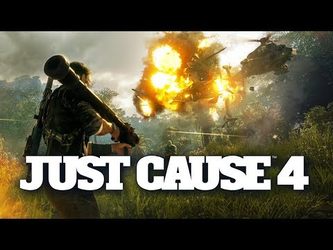 Just Cause 4 - The Need for Speed