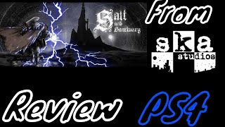 Salt and Sanctuary from Ska Studios Review