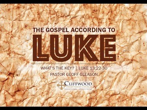 Luke 13:2230