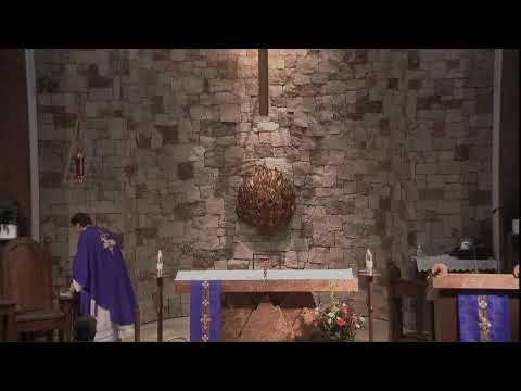 STREAMING Mass At Holy Name 3.15.2020