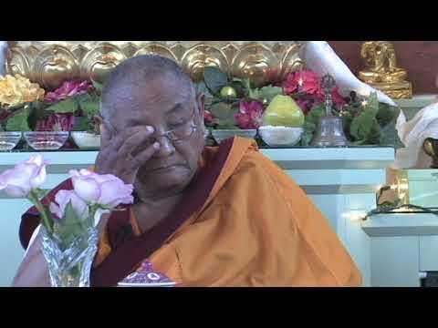 05 Nagarjuna's Precious Garland with Khensur Jampa Tegchok: Emptiness 04-21-08
