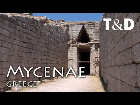 Mycenae - Greece Tourist Guide - Travel & Discover