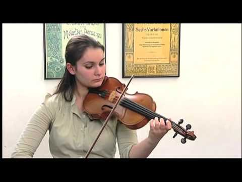 Vengerov: Making One Violin Sound Like Three