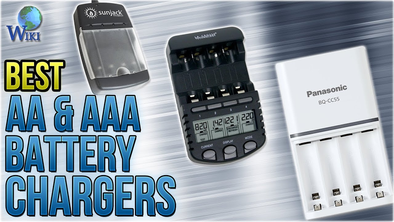 10 Best Aa Aaa Battery Chargers 2018