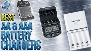 10 кращих АА і ААА зарядні пристрої 2018