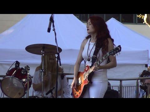 Zepparella - The Rover + The Lemon Song - 2014