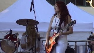 Zepparella - The Rover + The Lemon Song - 2014