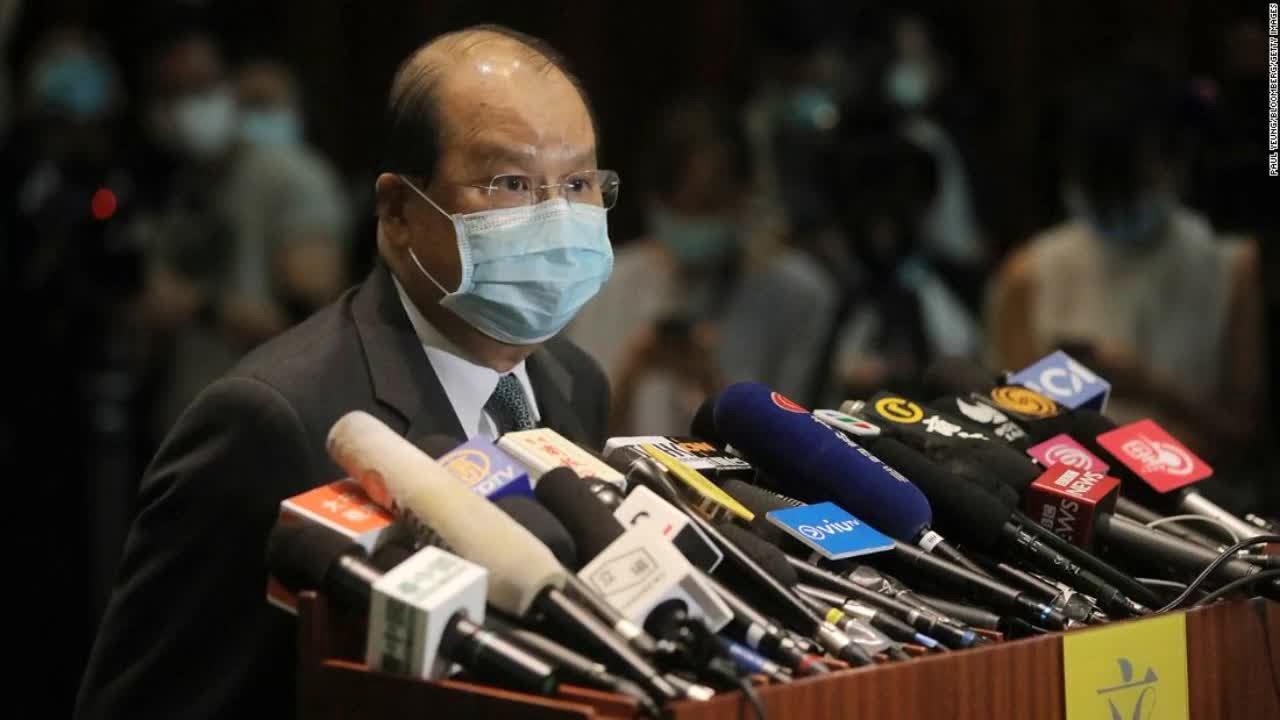 'No Reasonable Person Can Assert' Hong Kong Has Autonomy ...