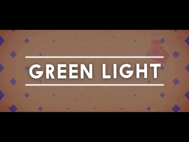 Marlhy - Green Light (Lyric Video)