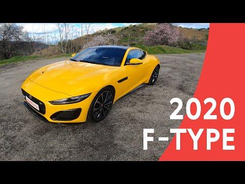 Смотри — новый Jaguar F-Type R: детальный обзор от первого лица