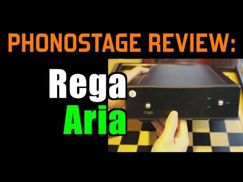 Rega Aria REVIEW! Brilliant performance :-)