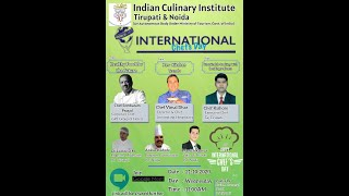 International Chef's Day by Indian Culinary Institute Noida and Tirupati