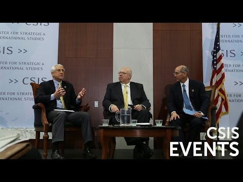 Trade, Leadership & U.S. National Interest: A Discussion with the Congressional TPP Caucus