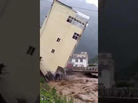 Regarde l'inondation a Freetown