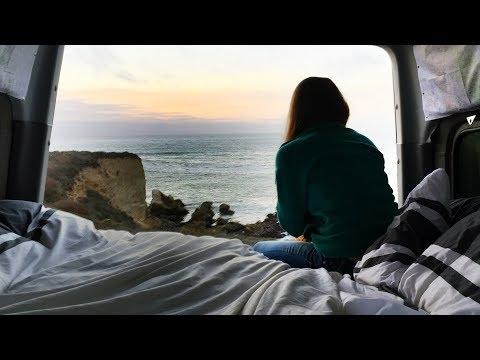 Van Life - Camping in Morro Bay and Montana de Oro