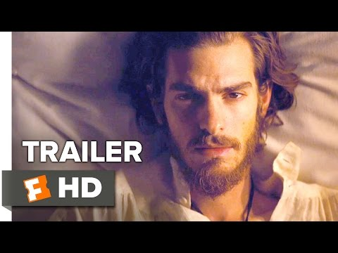 Silence Official Trailer 1 (2017) -Andrew Garfield Movie