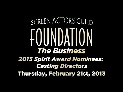 The Business - 2013 Spirit Award Nominees: Casting Directors