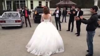 Свадьба Аслана и Тины Табуховых!!!!