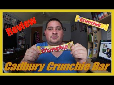 ♥Cadbury Crunchie Bar Review♥-Nov 24th 2015