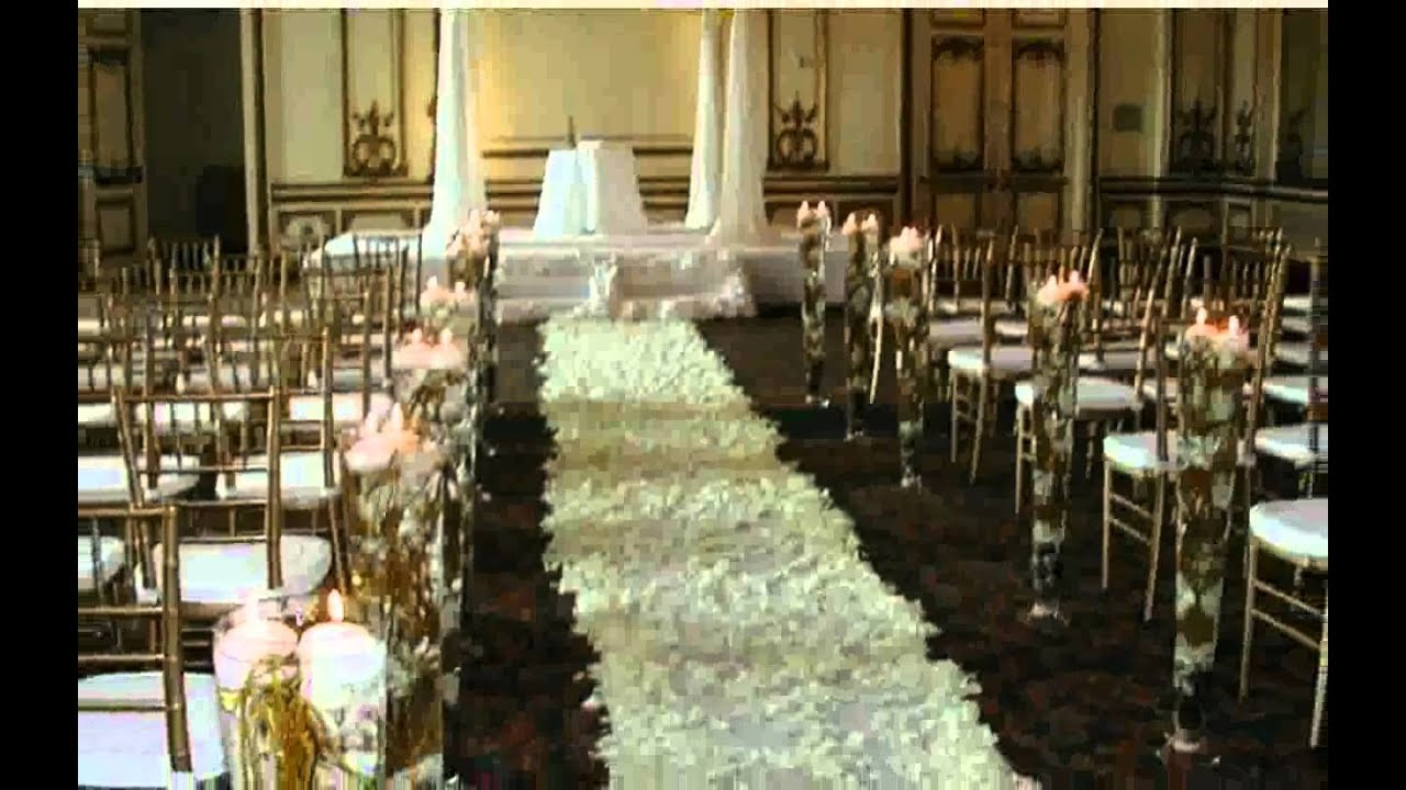 Church Wedding Decoration Ideas - Nice Ideas - YouTube