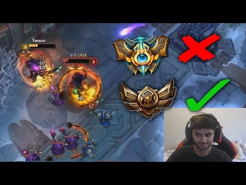 Yassuo gets beat 1v1 by bronze Yasuo? | Bjergsen ROASTS EU | OP LoL Stream Moments