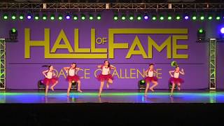 "Performance of ""Razz Ma Tazz"" at Hall of Fame Nationals 2017, Trave..."
