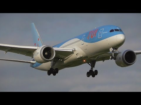Plane Spotting at Manchester Airport | 24th August 2017