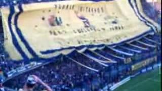La12 / Por que sera  / Boca 2 - Cruzeiro 1 * 30/04/08