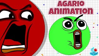 Agar.io Animation - 1,000,000 Subscribers Special (Agario Funny Animation)
