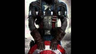 captain america the first avenger trailer music