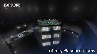 ROBLOX Gameplay Infinity Research Labs™