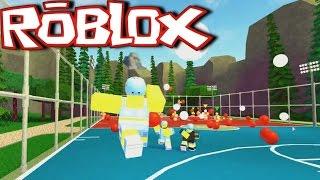 SIEMPRE GANAR EN DODGEBALL!? -ROBLOX