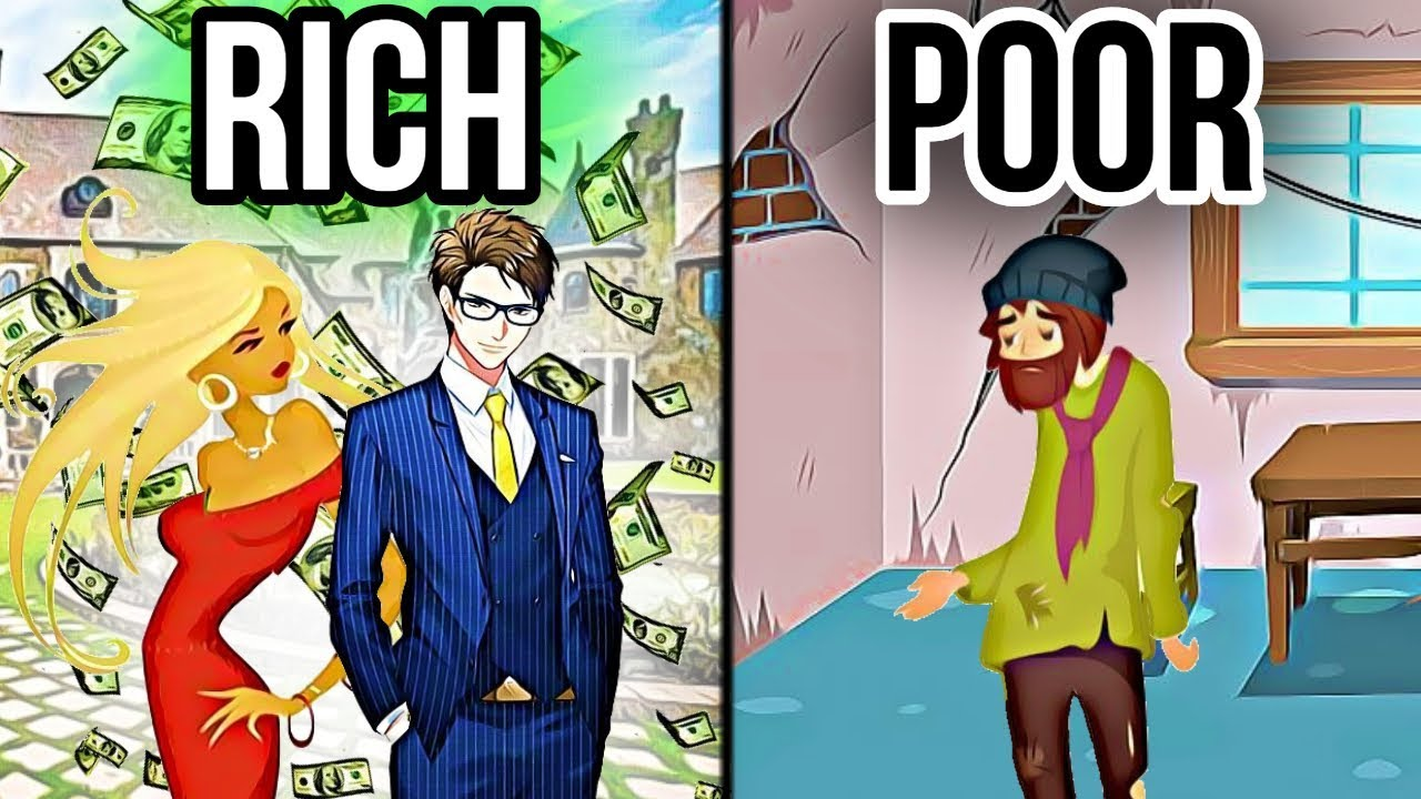Rich Dad Poor Dad Summary (Animated)