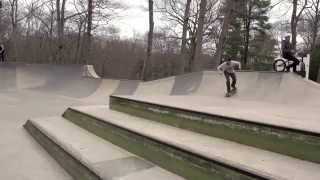 Willimantic Skatepark | ep.9 | Technical Skateboards US east coast trip