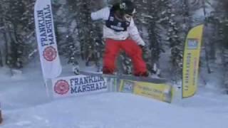 snowboard challenge clip 1